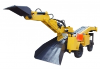 KBT60 rubber-tyred Backhoe Loader