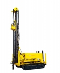 KW20 geotherm water well multifunction drilling rig