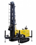 KW30 geotherm water well multifunction drilling rig