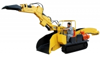 KB8L crawler Backhoe Loader